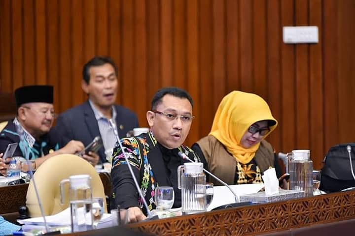 Ansy Dukung Unika Ruteng Buka Prodi Peternakan