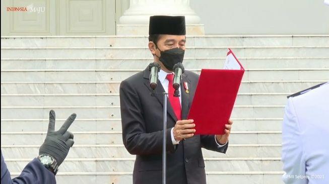 Perwira Remaja TNI & Polri Diminta Kejar Perkembangan Zaman
