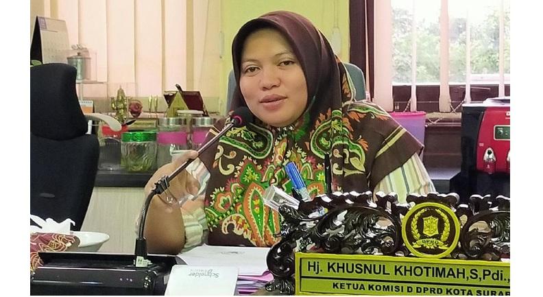 320 Ribu Warga Surabaya Terima Tambahan Bantuan BST & PKH