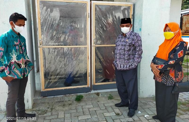 Sumarsono Hibahkan Dua Unit Bilik Sauna Rempah Nusantara