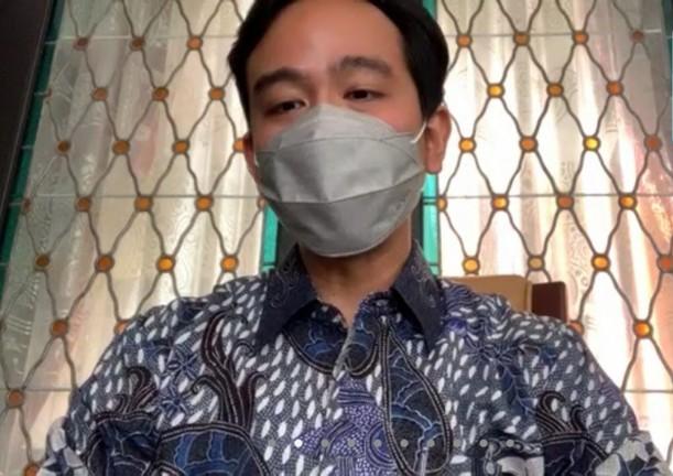 Gibran Positif COVID-19, Banteng Solo Bagikan Tips Kesehatan