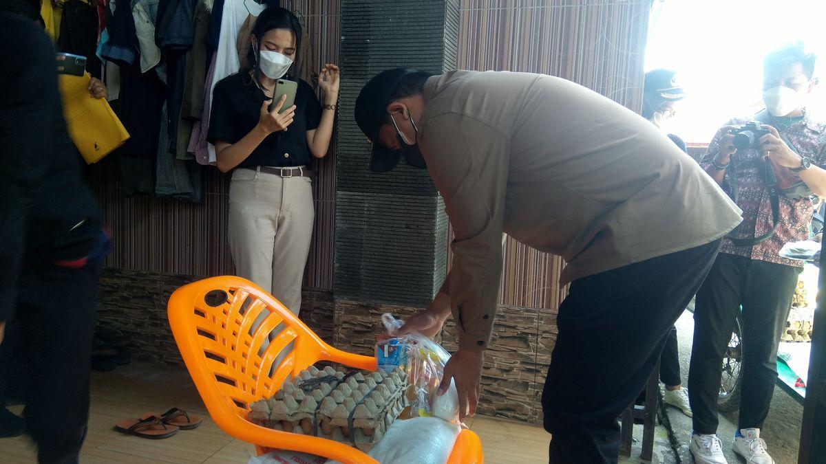 Bobby Nasution Segera Salurkan Bansos ke Warga