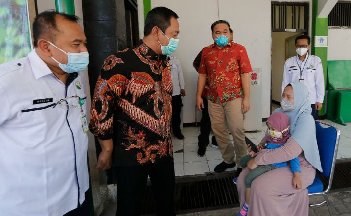 Hadapi Pandemi, Hendi Dapat Bantuan dari BIN
