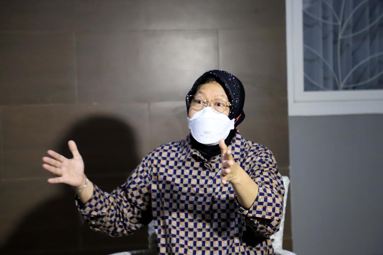 Risma Siapkan Rp7,08 Triliun Untuk Bansos ke PKH