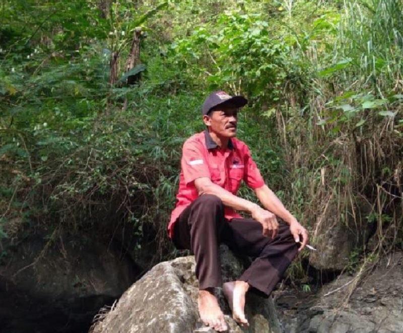 Loyalitas Pengabdian Rawuhanto Kader Ranting PDI Perjuangan