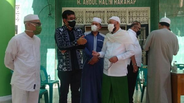 Banteng Sumut Ajak Tiga Ormas Islam Kolaborasi Atasi Pandemi