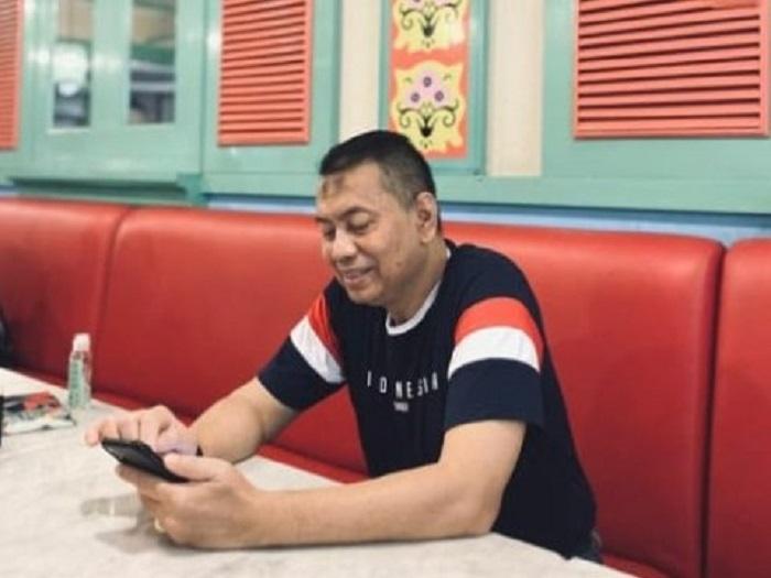 Tanggapi Cuitan MS Kaban, Kapitra Beri Jawaban Menohok!