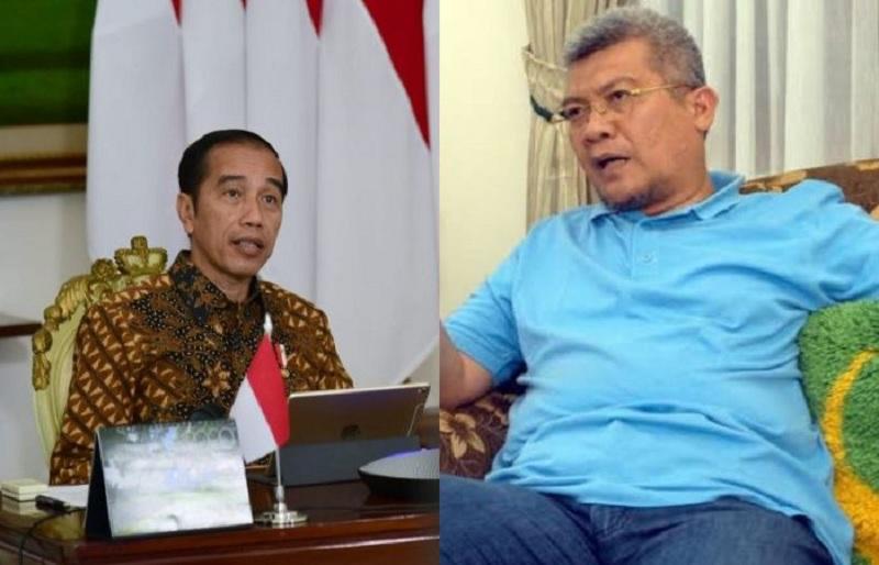 MS Kaban Desak MPR Adili Jokowi, Didasari Kebencian !