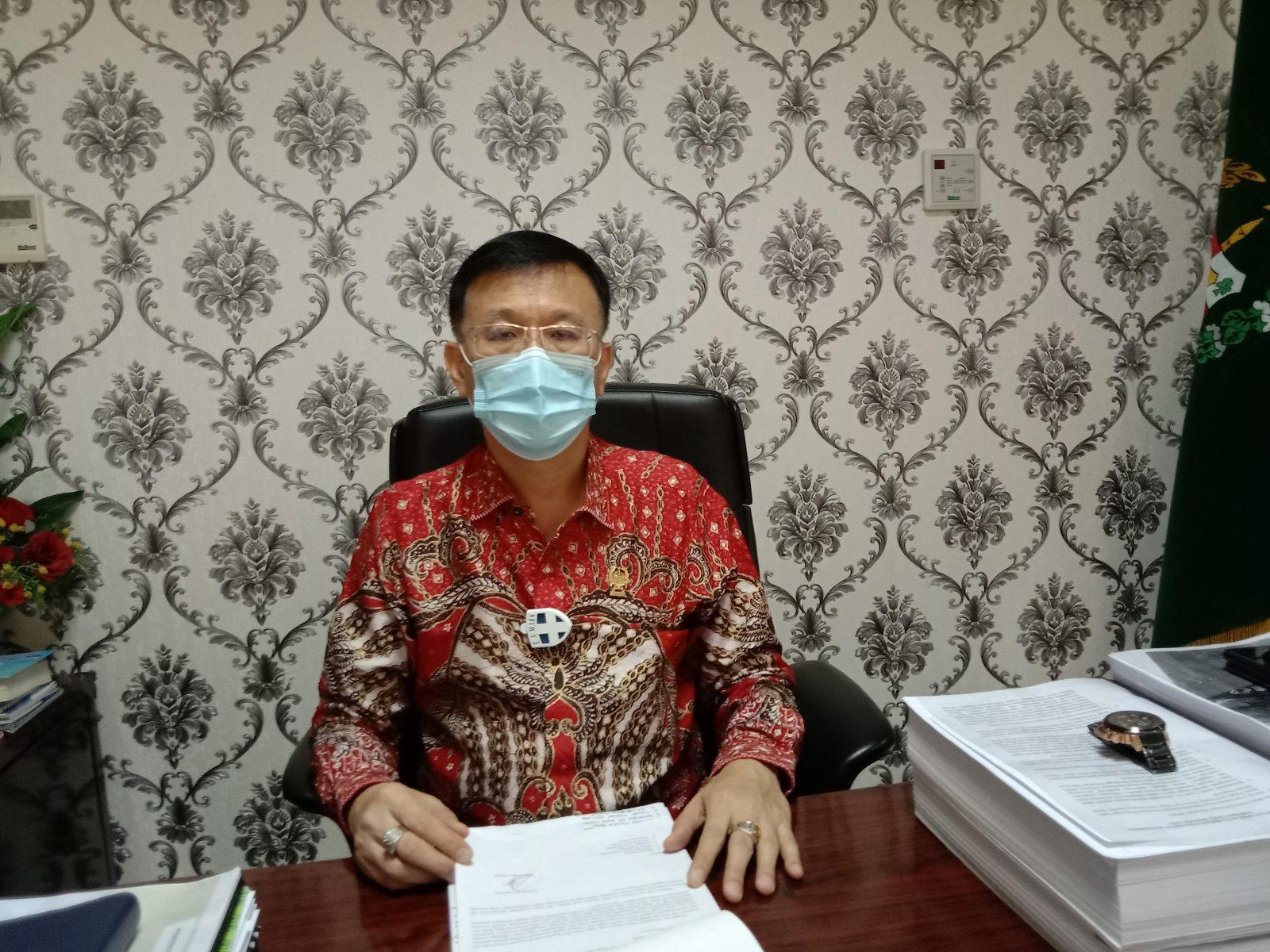 DPRD Kota Medan Terima Nota Pengantar RPJMD