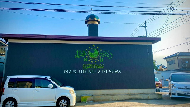 Masjid NU Pertama di Jepang Diresmikan Dubes Heri Akhmadi