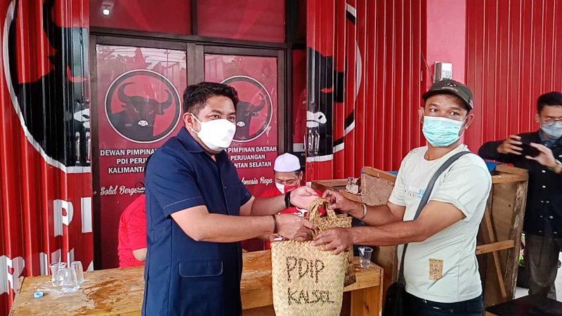 Keren! Banteng Kalsel Sembelih 35 Hewan Kurban!