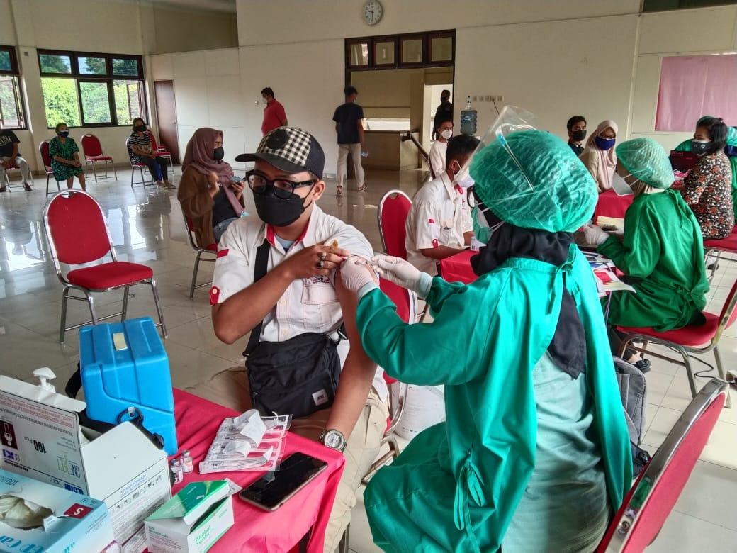 Repdem Kota Yogyakarta Gelar Vaksinasi COVID-19