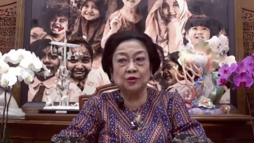 HAN 2021, Megawati Ingatkan Pesan Bung Karno