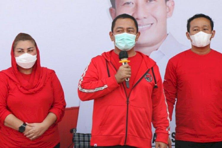 Banteng Semarang Siap Serahkan Gaji Untuk Tangani Pandemi
