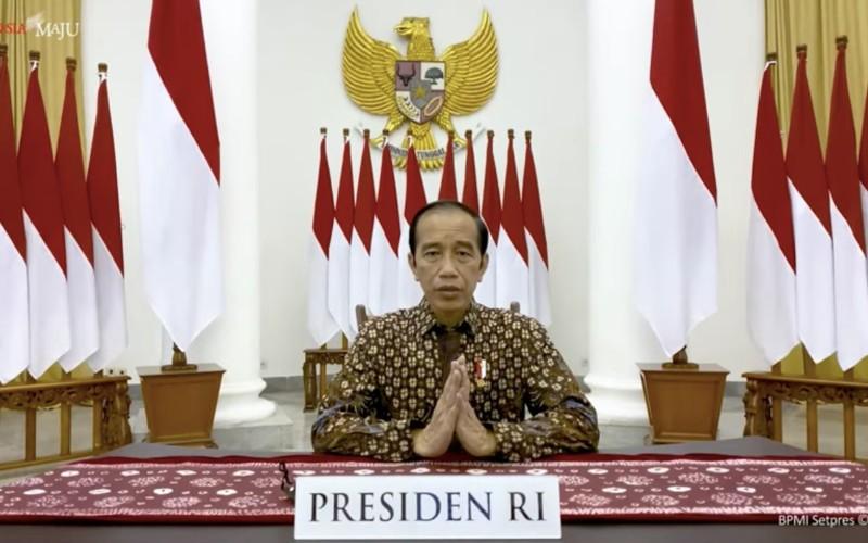 Presiden Jokowi Perpanjang PPKM Level 4 Dengan Penyesuaian