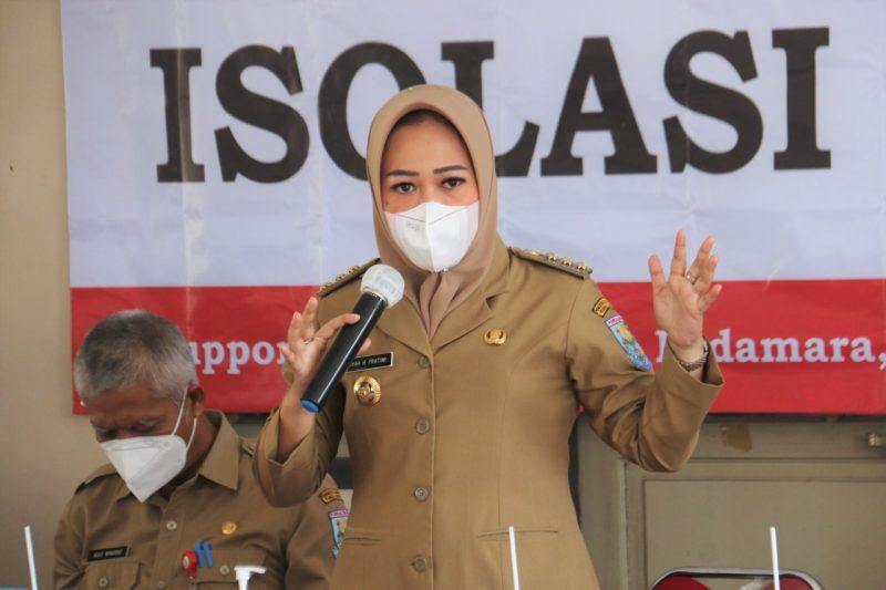 Tiwi Ingatkan Sinergitas Tangani Pandemi COVID-19