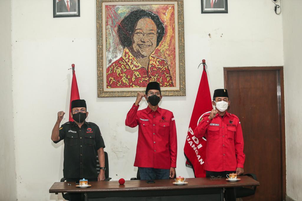 Peringati Kudatuli, Banteng Surabaya Gelar Doa Bersama