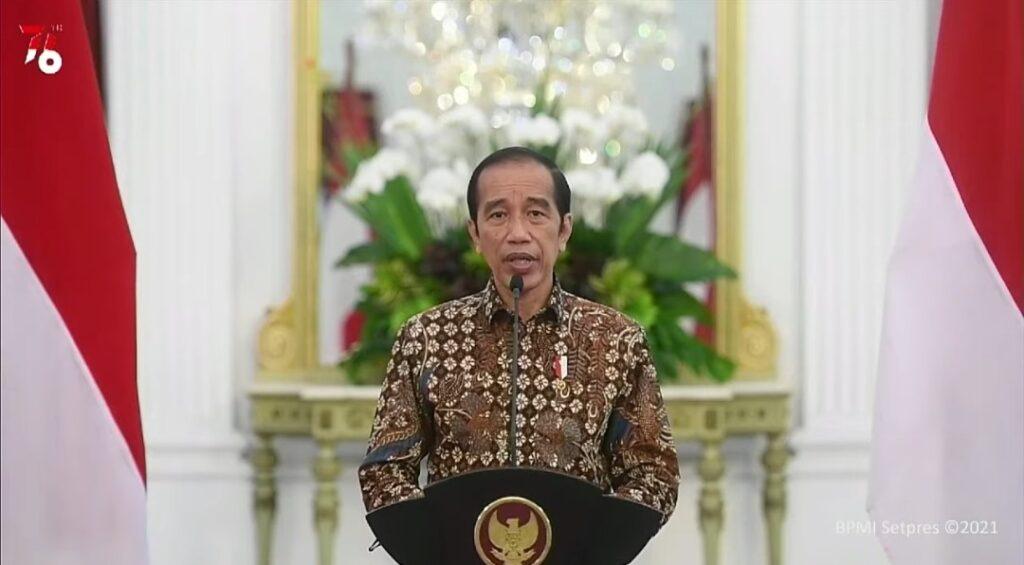 Presiden Minta BMKG Sampaikan Peringatan Dini Lebih Cepat