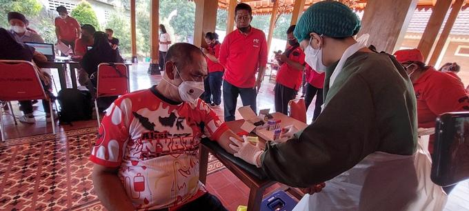 Banteng Surakarta Kembali Gelar Donor Plasma Konvalesen