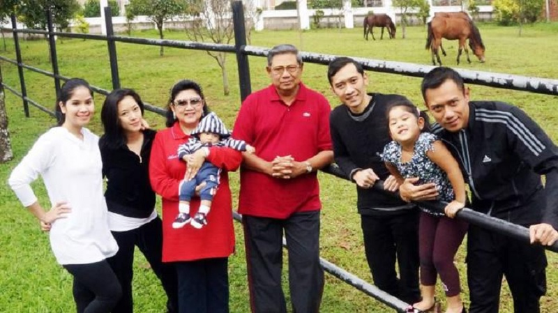 Selidiki Harta Kekayaan Keluarga SBY! Rakyat Harus Tahu