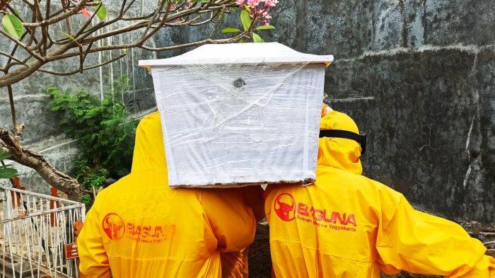 Banteng DIY Siagakan Tim Relawan Kubur Cepat