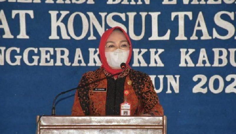 Sri Sumarni Ingatkan PKK Tingkatkan Kualitas Hidup Keluarga