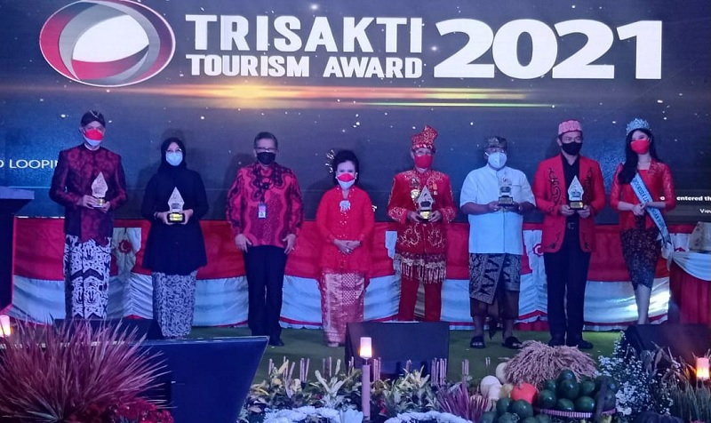 Kabupaten Kapuas Hulu Raih Penganugerahan Desa Wisata
