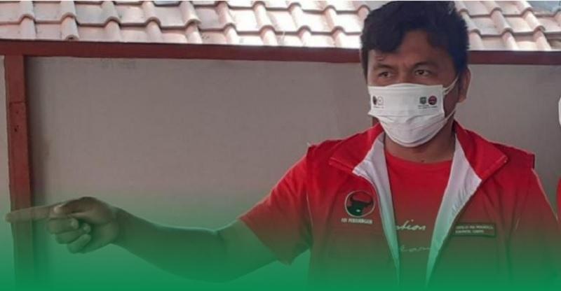 Banteng Subang Tegaskan TKW Terlantar Jangan Terjadi Lagi !