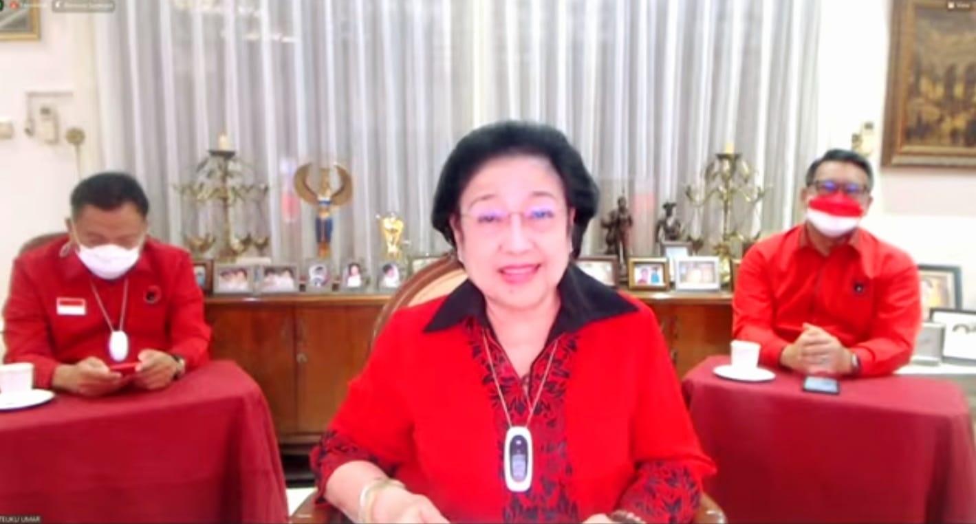 Sehat & Bugar, Megawati Buka Pelatihan Kader Madya