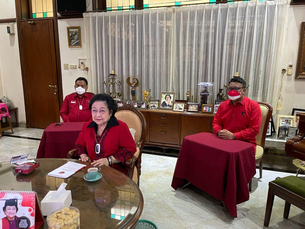 Buktikan Sehat, Megawati: Terima Kasih Atas Perhatiannya