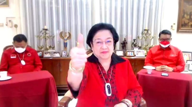 Megawati Soekarnoputri Minta Kader Solid Ikut Aturan Partai