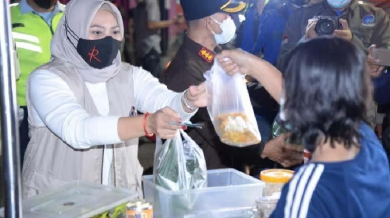 Inda Raya Serahkan Gajinya Hingga Rp 9,4 M Bagi Rakyat
