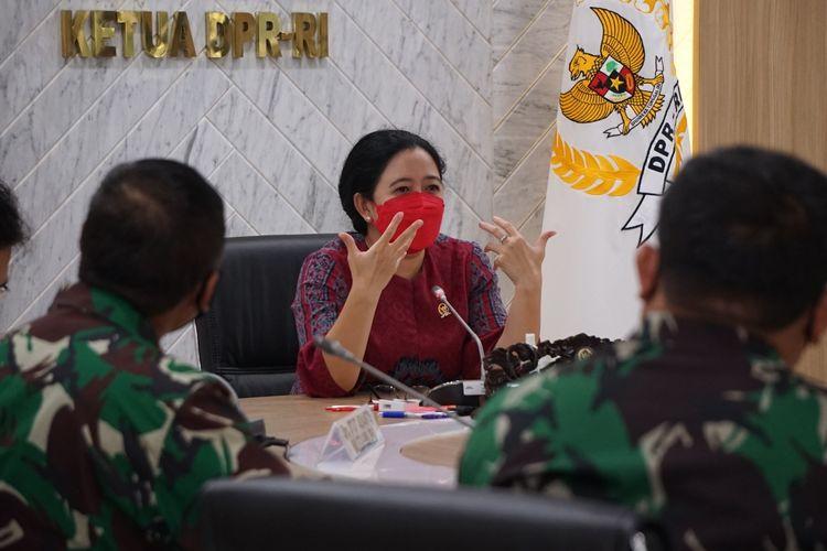 HUT ke-76 TNI AL, Puan Dukung Pembaruan Kebutuhan
