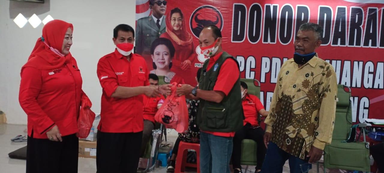Banteng Pemalang Bakti Sosial Donor Darah