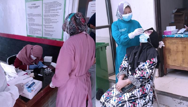 Bupati Indramayu Gratiskan Swab Antigen Calon ASN PPPK