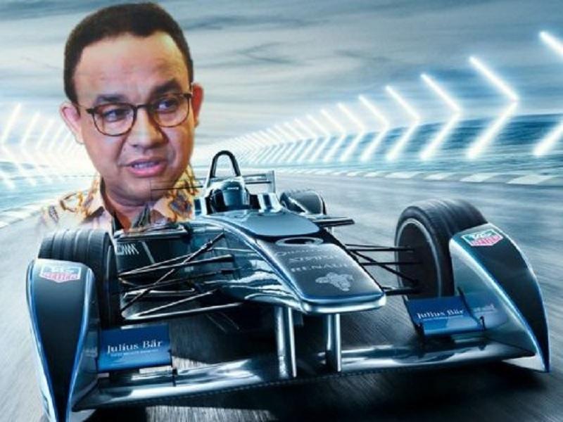 Gilbert Benarkan Adanya Potensi Gugatan Arbitrase Formula E