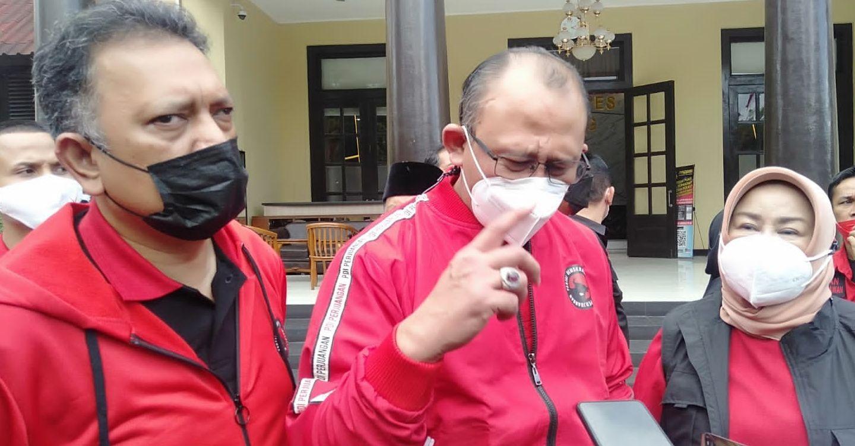 Banteng Kota Bandung Minta Polisi Tangkap Hersubeno Arief