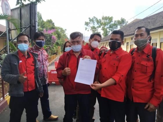 Sebarkan Hoaks, Banteng Jabar Polisikan Hersubeno Arief