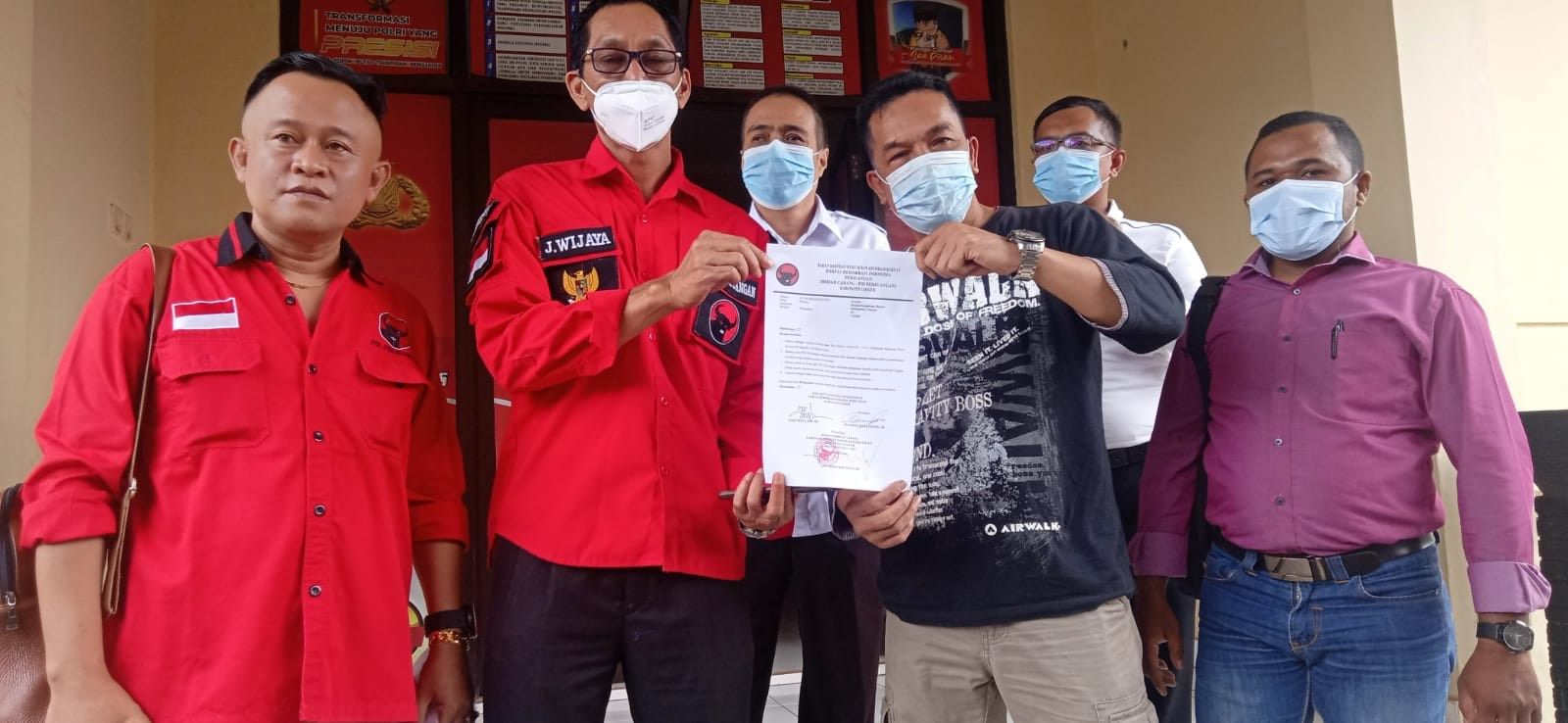 Banteng Cianjur Polisikan Penyebar Hoaks 'Megawati Wafat'