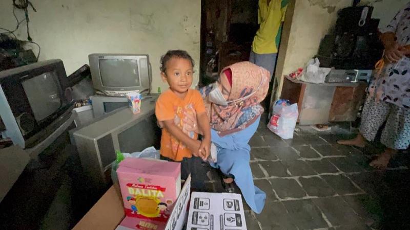 Geger Balita Makan Tanah & Serpihan, Dewi Minta Pemkot Peka