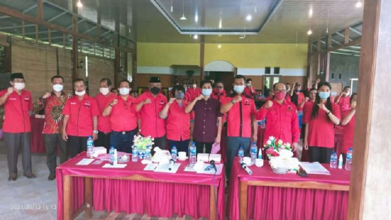 Penyabar Nakhe Gelar Sosialisasi Perda di Kecamatan Lotu