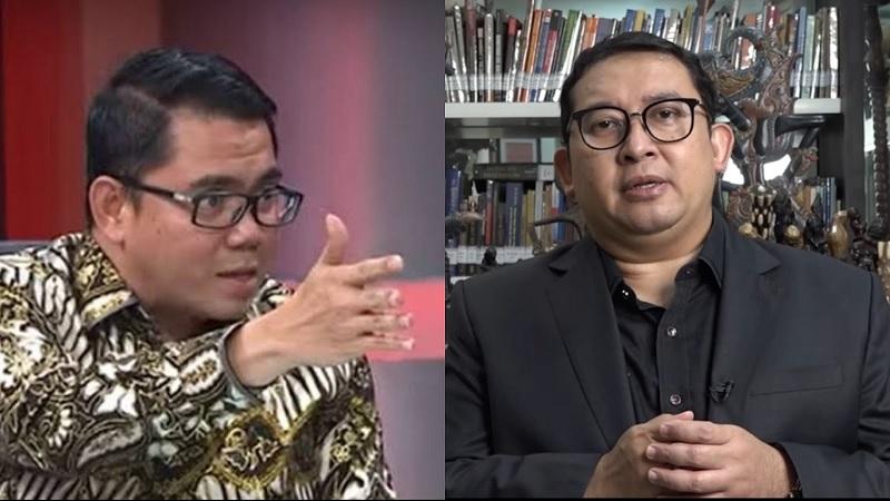 Soal Yasonna, Arteria Dahlan Sebut Fadli Zon Waras Tidak?