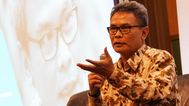 Johan Minta BNPT Rangkul Tokoh Masyarakat