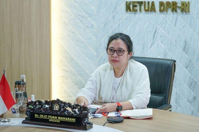 Puan Minta Pemerintah Serius Tangani Pelanggaran di Natuna