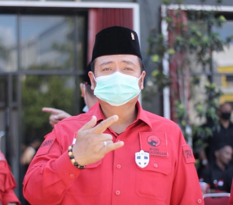 Lasarus: Hoax Megawati Wafat Penghinaan Terhadap Negara !