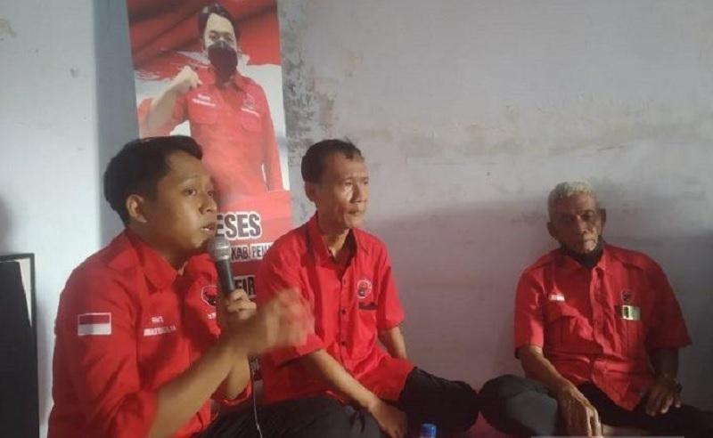 Rinaldi Sosialisasikan KTA-nisasi Demi Perkuat Barisan