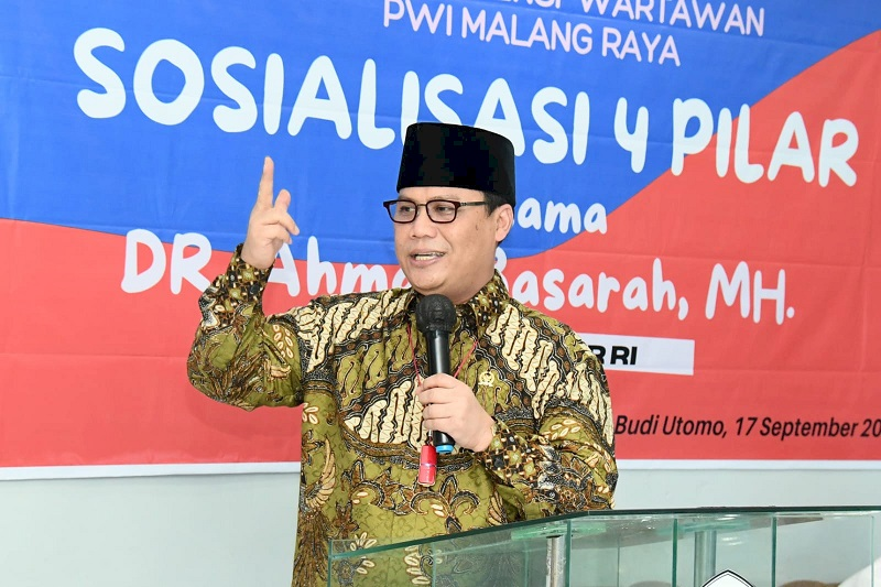 Basarah Dukung IKIP Budi Utomo Jadi Universitas