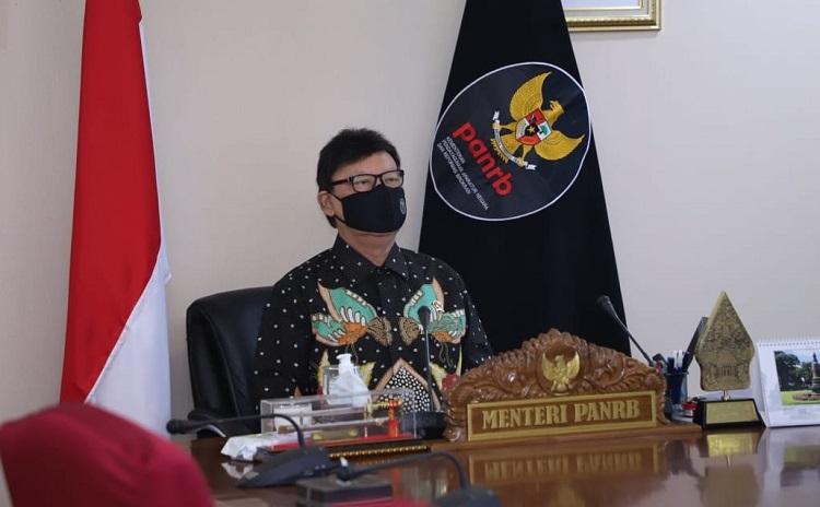 Tjahjo Tegaskan Penerimaan ASN Tahun 2022 Hanya PPPK