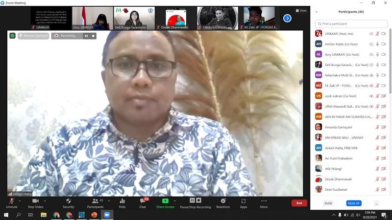 LINKKAR Garap Film Pendek, Media Kampanye Perlindungan Anak