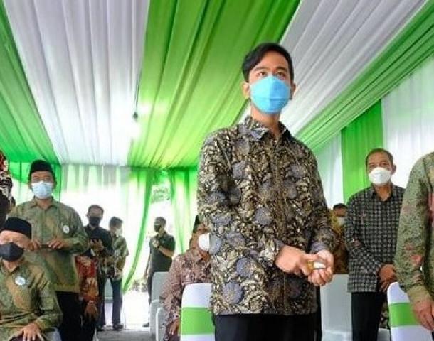 Gibran Apresiasi Perkembangan UMKM di Kota Surakarta
